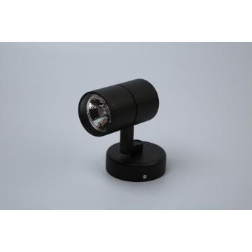 Spot LED en saillie orientable