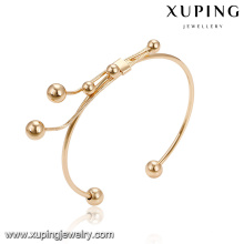 51707 xuping Wholesale fashion design Bead cuff bangle for ladies
