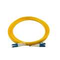 LC to LC UPC SM Duplex Patch Cord