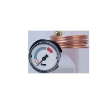 good price Capillary tube manometer pressure gauge