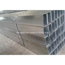 ERW Galvanized Square Steel Pipe