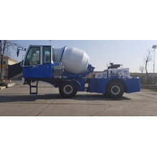 Used Self loading concrete truck mixer for sale