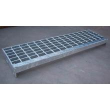 Galvanized Flat Bar Grating Steel Grating Walkway Steel Grid Mesh