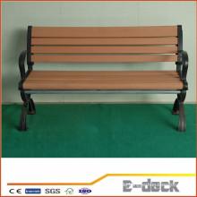 Langlebige lange Nutzung Lebensdauer Wpc Holz Kunststoff Composite Bank Decken