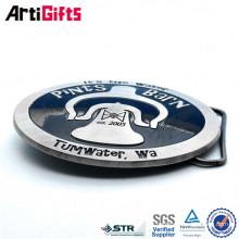 Nouvelle boucle de ceinture en métal triomphe à dongguan