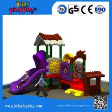 Kinderspielplatz-Kinderspielgeräte im Freien für Schulvergnügungspark