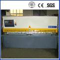 Esticador hidráulico da placa do pêndulo do CNC (QC12K-8X2500)
