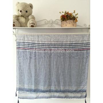 2016 полиэфирный вуаль шарф / платок шарфа моды