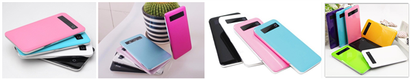 4000mah Lithium Polymer Battery Power Bank