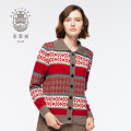 Fair Lady wanita Fair cardigan kasmir murni