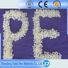 Partículas plásticas de PVC de boa qualidade