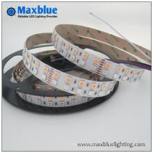 DC12V / 24V 144LEDs / M Double Fil SMD5050 RGBW LED Strip Light