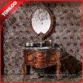 Classical Wooden Bathroom Wood Bathroom Furniture Cabinets