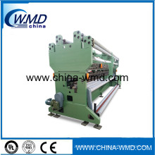 Raschel warp knitting machine produce knotless fishing net