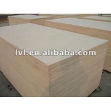plain 1220*2440mm Hard core plywood