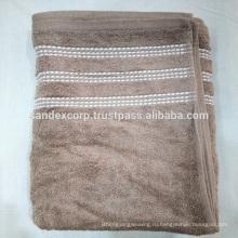 банные полотенца с монограммой