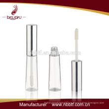 Varios Tubo de brillo de labios de aluminio y plástico