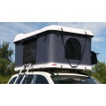 Hard Shell Camper Trailer Rooftop tienda con estante