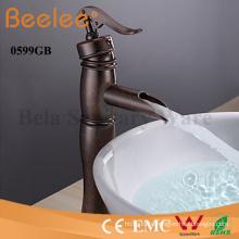 Antique Copper Faucet Bathroom Basin Faucet