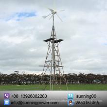 Sistema de fornecimento de energia de baixo custo com exposição ao sol