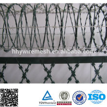 12 gauge Hot dipped Galvanized ,Electro galvanized Barbed Wire