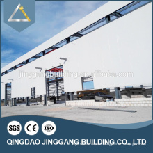 Modern Light Steel Truss Function Hall Design