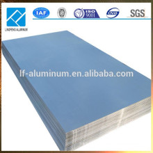 Thin 5052 Aluminum Sheet of 4ft x 8ft manufacture