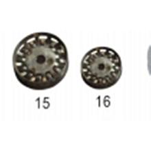La roue de fil rond de machine à broder