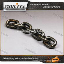 colourful alloy steel g80 chain master link