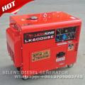5ww diesel leiser generator set preis mit CE und GS zertifizierung