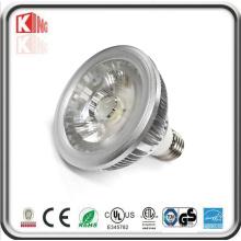 ETL COB PAR30 Reflector LED Energystar regulável PAR30