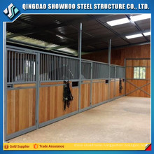 Low Cost Buildings Design Prefabricated Steel Horse Stables China