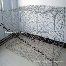 Professional manufacturer gabion box(high quality with low price)