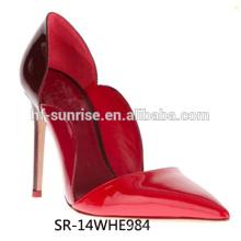 SR-14WHE984 el alto talón atractivo de la novia calza los zapatos baratos del alto talón de las señoras del alto talón de los zapatos del alto talón de los zapatos