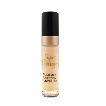 Corrector de base de logotipo propio de Beauty Mineral Foundation