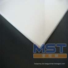 3,0 mm weißes PVC-Förderband