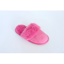 Women′s Indoor Slipper with Microfabric