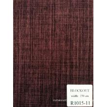 Texture Blackout Roller Blind Fabric
