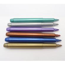 Non-Toxic impermeável rápido-secagem marcador metálico