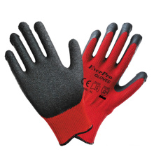 High Elasticity  High Grade Latex Industrial Safety Dipped Glove