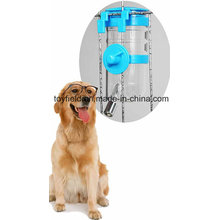 Haustier-Wasser-Flasche Nahrungsmittelschüssel-Katze-Hund-Wasser-Zufuhr
