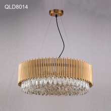 hotel modern crystal chandelier elegant light fixtures