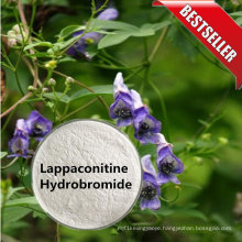 Lappaconitine Hydrobromide Powder Natural Products CAS 97792-45-5 Local Anesthesia