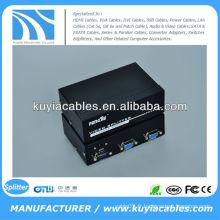 Diviseur vga de 350 mhz à 2 ports avec audio