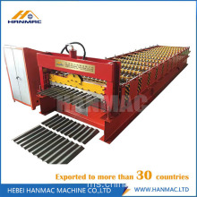 Rolling Roof Roll Forming Machine