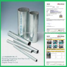 HDG Steel Tube