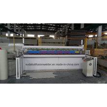 Zw6000 Автоматическое оборудование для гибки пластиковых листов