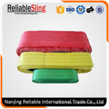 Cargo Lifting Rigging Hardware Polyester Webbing Sling/Lifting Belt