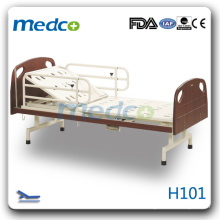 H101 Hot! One function manual or electric patient bed without wheels