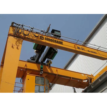 16 / 5t Semi-Gantry Crane